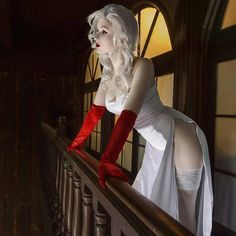 What's this cosplay for, vampire : cosplaygirls