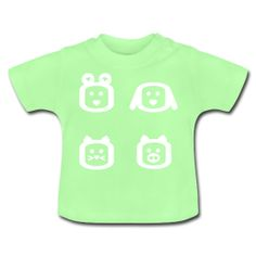 Baby T-Shirt Pets One - Design Mark Lorem http://oopla.spreadshirt.co.uk Cool kids – why not? Nothing wrong with showing some style when you are young, particularly with this cuddly hoodie. The item is made of strong and rugged material that will keep your kids warm. The double-layered hood and kangaroo pouch are both stylish and useful. Consistency: 280g/m². 80% cotton, 20% polyester.