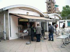 Cafe now in Chrisp st