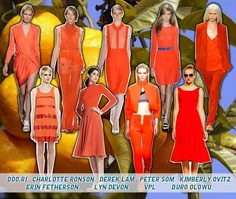 didn't i said this will be the colour of this year? http://fashionsletter.blogspot.com/2011/12/tangerine-tango.html