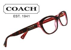 Coach frames now available at ALL Midwest Eye Consultants locations! #coach #eyewear