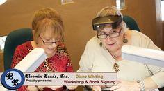 Diane Whiting Weekend @ Bloomin Beads, Etc 2015