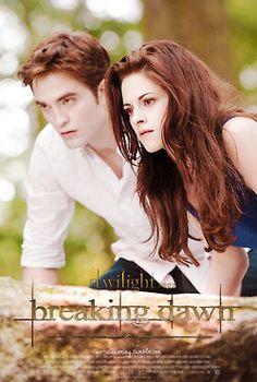 Breaking Dawn Part 2 Posters - twilighters Fan Art