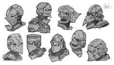 Картинки по запросу medieval sci fi