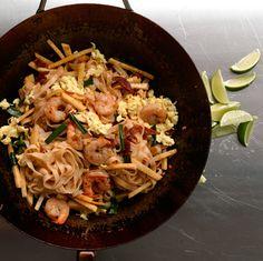 Penang Fried Rice Noodles