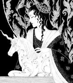 Unicorn in Art: Toshiaki Kato : Pet unicorn Michael Sowa, Illustrations, Book Illustration, Gary Baseman, Manga Anime, Vladimir Kush, Mary Blair, Audrey Kawasaki, Unicorn Art
