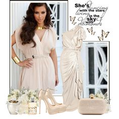 She`s...., created by sneky on Polyvore