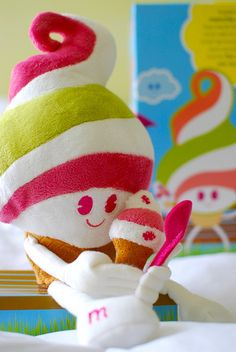 menchies frozen yogurt doll