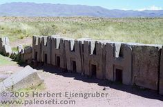 Puma Punku, and people say we are alone in this universe.