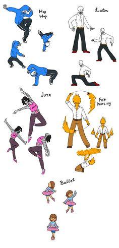 Dancetale by KrystellaLyle on DeviantArt