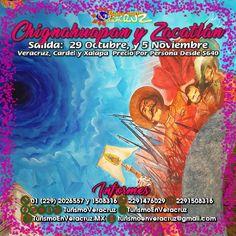 Vamos de #compras a #Chignahuapan y #Zacatlán Este 29 de octubre y 5 de noviembre saliendo de #Veracruz #Cardel y #Xalapa  ¡ Reserva Tu Lugar YA !  Más información en: Tels: 01 (229) 202 65 57 y 150 83 16  WhatsApp: 2291476029 y 2291508316 Email / Hangouts: turismoenveracruz@gmail.com http://www.turismoenveracruz.mx/2017/08/vamos-de-compras-a-chignahuapan-y-zacatlan-este-2017/