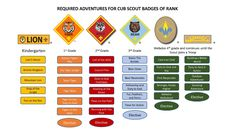 Cub Scouting Adventures | Boy Scouts of America Cub Scouts Bear, Tiger Scouts, Boy Scouts, Cub Scout Crafts, Cub Scout Activities, Cub Scout Badges, Scout Mom, Scouts Of America, Scout Camping