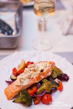 IMG_6708 Food Inspiration, Love Food, Meal Prep, Salmon, Seafood, Food And Drink, Veggies, Low Carb, Favorite Recipes