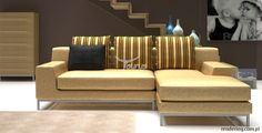 Casino 1240/232 Sofa, Couch, Montreal, Furniture, Home Decor, Settee, Settee, Decoration Home, Room Decor