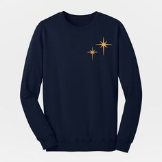 Whosits and Whatsits: Second Star Crewneck