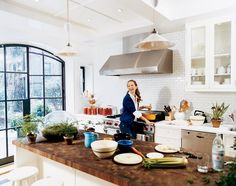 Best Kitchens Photographed in _Vogue_