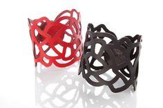Iskin Barcelona Bracelet Inspired on Gaudi's organic work