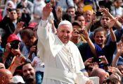 Papa Francisco: La confianza en el Señor es la clave del éxito en la vida - Catolicos Hispanos / Red Viva