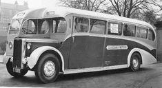 Crossley SD42/3 Scottish Commercial body