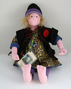 "Limited Edition Pinkneydell Doll - "" Ellette"" £22"