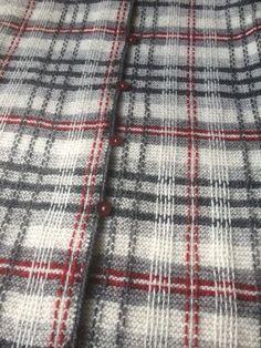 Gradient Baby Vest Making - Örgü El İşleri - Knitting Wool, Knitting For Kids, Knitting Stitches, Free Knitting, Baby Knitting, Knitting Patterns, Crochet Patterns, Tartan, Plaid