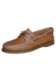 A/O 2-EYE - Zapatos náuticos - sahara