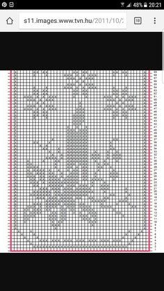 Photo Filet Crochet Charts, Crochet Cross, Crochet Motif, Crochet Doilies, Knit Crochet, Xmas Cross Stitch, Cross Stitch Charts, Cross Stitch Embroidery, Cross Stitch Patterns