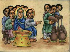 Secondo mistero della luce... le nozze di canaan...