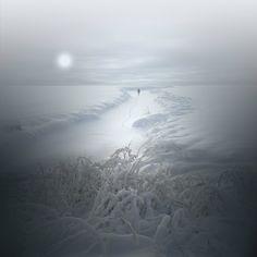 Digital Interpretations of Surreal Solitude - My Modern Metropolis