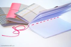 Upcycle - Cereal Box Notebooks Madi would love this to make a book with