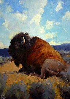 Landscape art of Rusty Jones