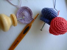 Skagerak: Crocheted grip again - now as skipping action :-)