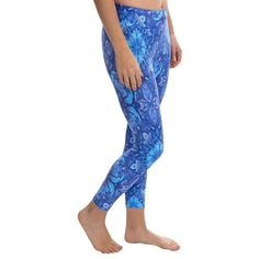 Liquido Pattern Leggings (For Women) - Save 51%