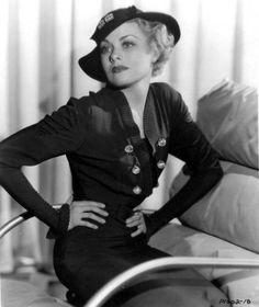 Joan Marsh #1930s #fashion