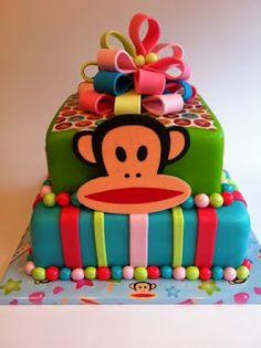 Paul Frank taart