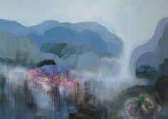 Original Landscape Painting by Annika Lahti Original Art, Original Paintings, Impressionism Art, Bedroom Art, Large Painting, Medium Art, Fine Art Paper, Saatchi Art, Canvas Art