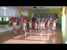 Чирлидинг в детском саду - YouTube Youtube, Youtubers, Youtube Movies