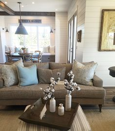 Farmhouse Style House Tour from the Street of Dreams 2016 - The Inspired Room