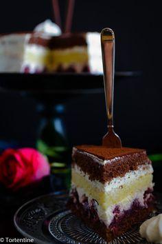Schokoladen-Kirsch-Torte (3-Tage-Torte) | Tortentine
