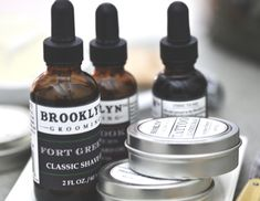 Men's Grooming products by Brooklyn Grooming