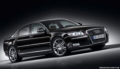 2009 audi a8 sport   whats not to love