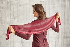 Ravelry: Yarncamp-Tuch pattern by Tanja Steinbach, free