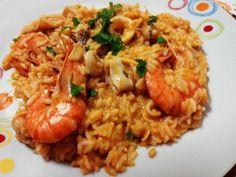 Gambas lulas e outras delicias veja esta receita no meu site (esta e outras) http://yammireceitas.com