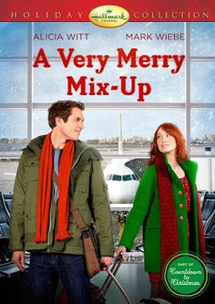 A Very Merry Mix-Up...Hallmark Christmas movies from @TreasuresByBrenda.