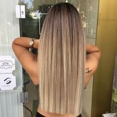 TheKriksters on Top hairstyle! Yes or no thekriksters Link in bio for shopping C. - TheKriksters on Top hairstyle! Yes or no thekriksters Link in bio for shopping Credits: unknown, DM - Dark Blonde Hair Color, Blonde Hair Looks, Honey Blonde Hair, Hair Color Balayage, Hair Highlights, Ash Blonde, Beige Blonde Balayage, Balayage Straight Hair, Blonde Streaks