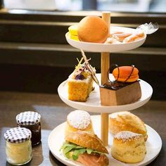 In need of a weekday pick-me-up? Welcome to afternoon tea at Chanson! Available seven days a week. (Swoon.)  .  .  .  #eeeeeats #coffee #macaron #instafood #foodporn #foodie #foodoftheday #foodies #yelp #dessert #breakfast #eaterny #bakery #foodblogger #foodoftheday #foodpic #desserttable #desserts #cheflife #instafoodie #tea #instalove #nyc #nycfood #afternoontea