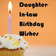 Birthday wishes for your daughter-in-law