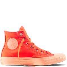 f5f3dafa345 Chuck II Pastels Hyper Orange Sunset Glow hyper orange sunset glow All Star