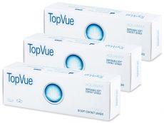 Kontaktní čočky TopVue - TopVue Daily (90čoček)