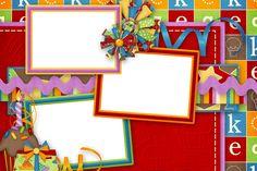 Scrap cumpleaños - Carmen Ortega - Picasa Web Albums